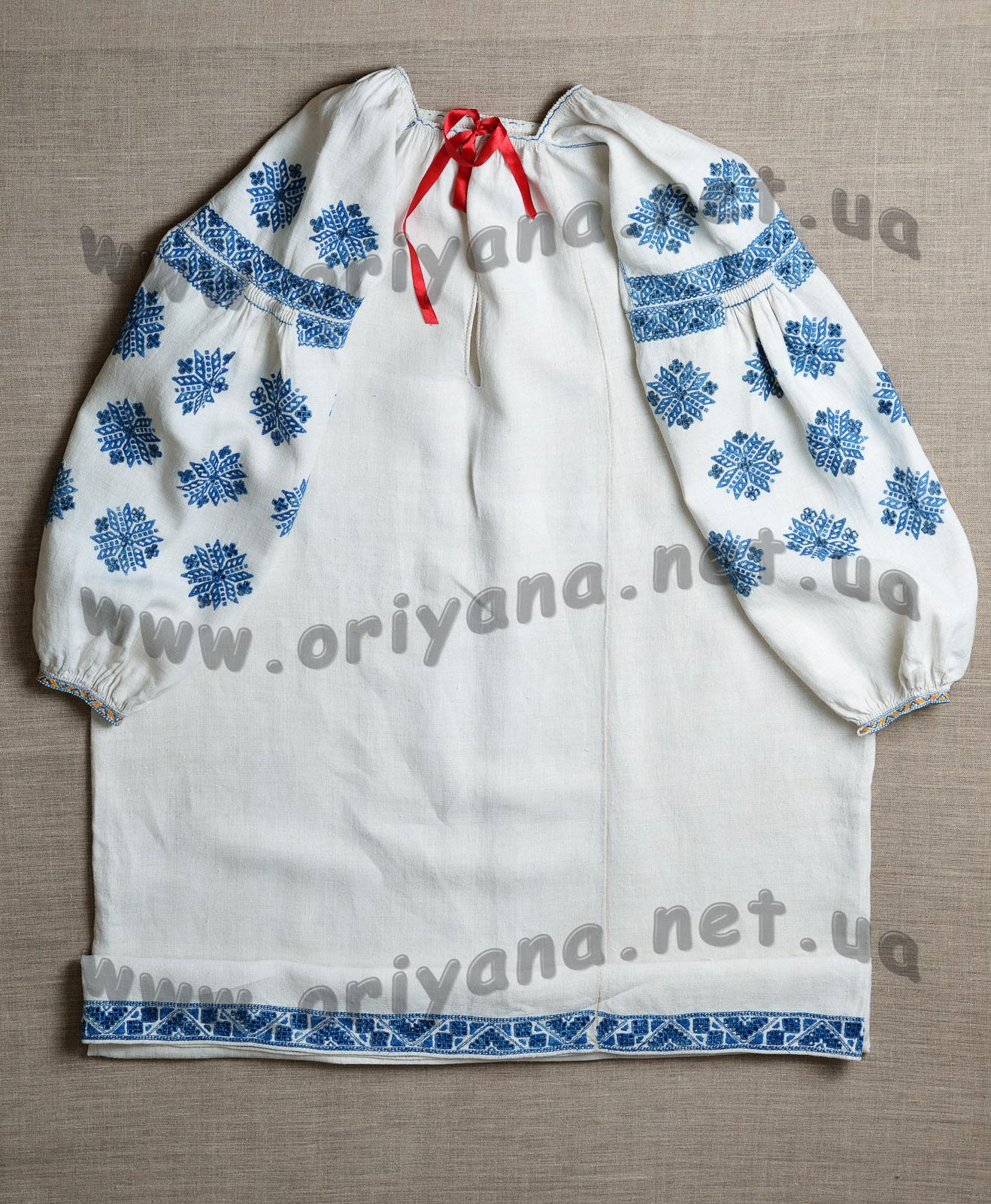 Сорочка жіноча вишита 9d885460e4cb7